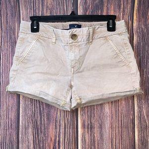 American Eagle Outfitters Khaki Shorts